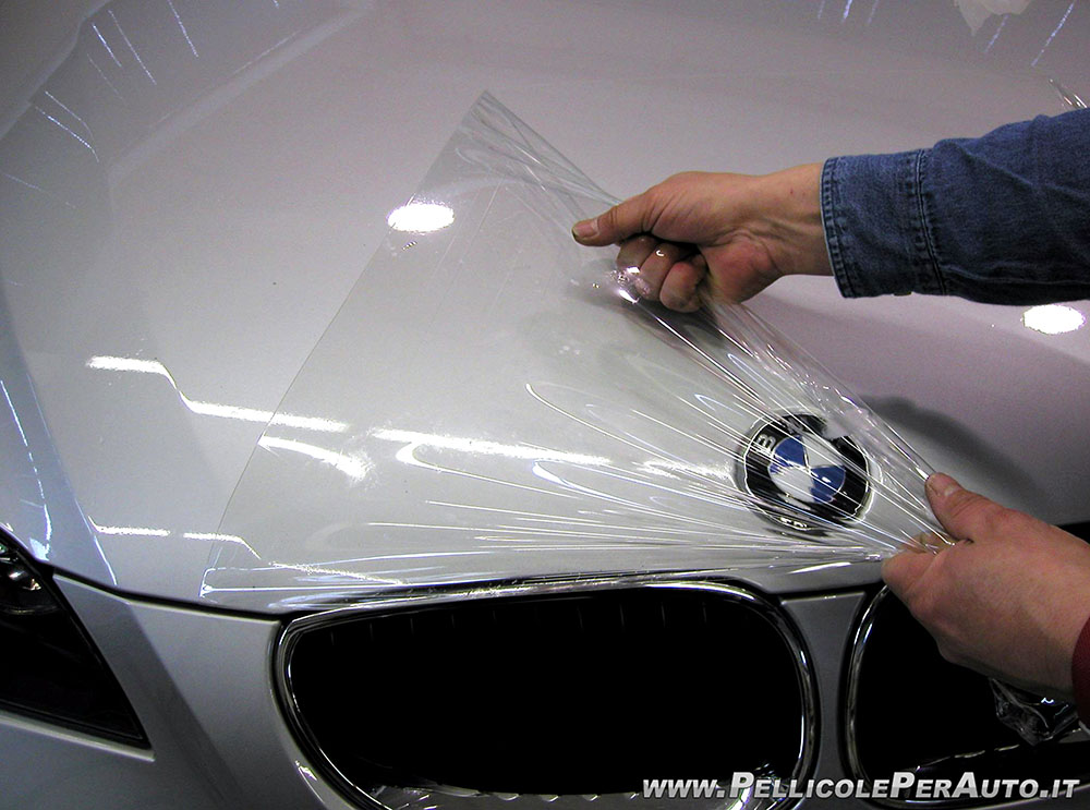 BMW - Pellicole Paintprotectionfilm - 1CAR