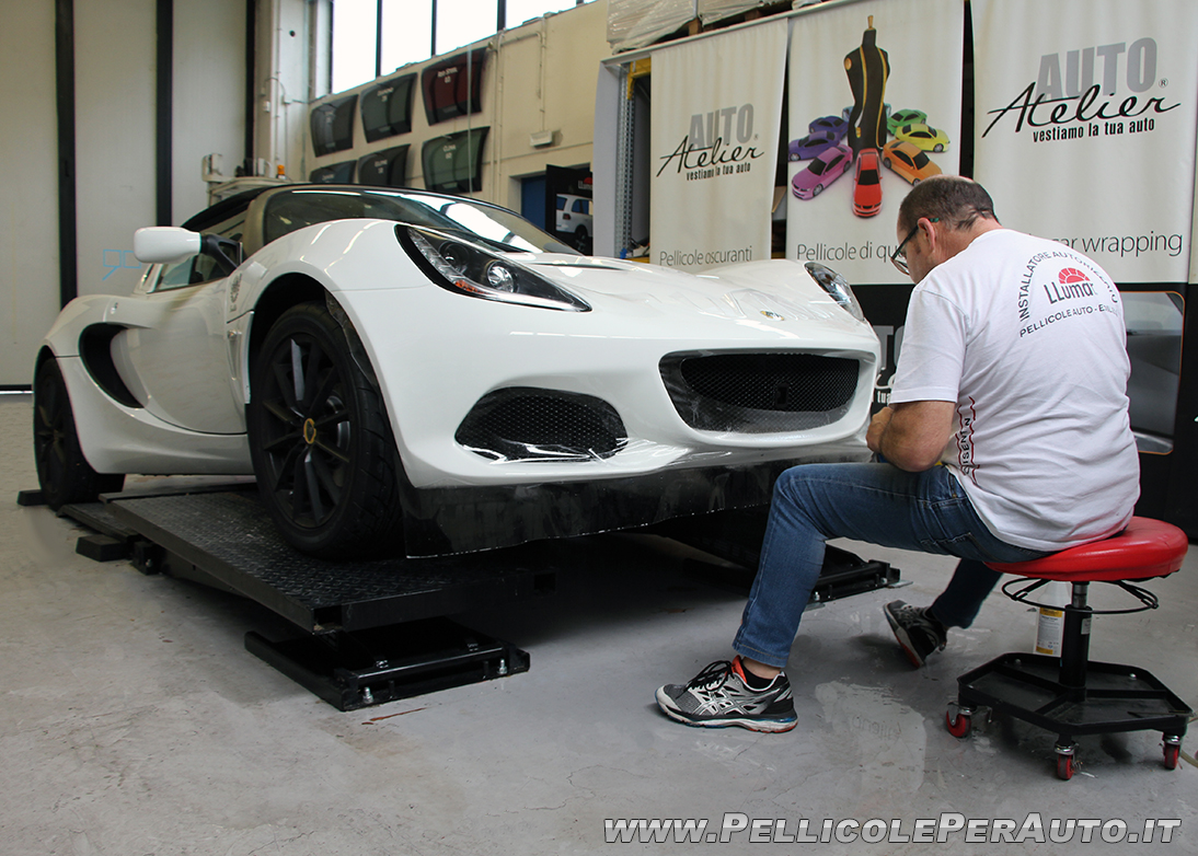 Lotus - Pellicole Paintprotectionfilm - 1CAR